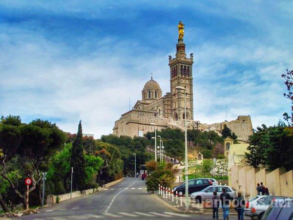 Vieux-Port Marseille  Photography Romanticism 法国马赛港 风光摄影 浪漫主义 Yalan雅岚 黑摄会
